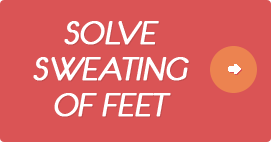 how to make your hands and feet stop sweating